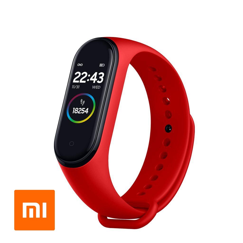 Xiaomi Mi Band 4 aktivitásmérő okoskarkötő - hellowatch.hu