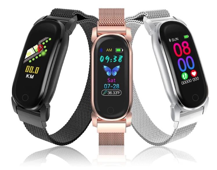 D8 Testhőmérséklet, pulzus-, vérnyomás- és aktivitásmérő..