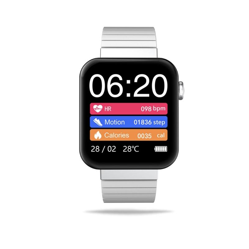 Mi5 Smart pulzus-, vérnyomás- és véroxigénszintmérő..